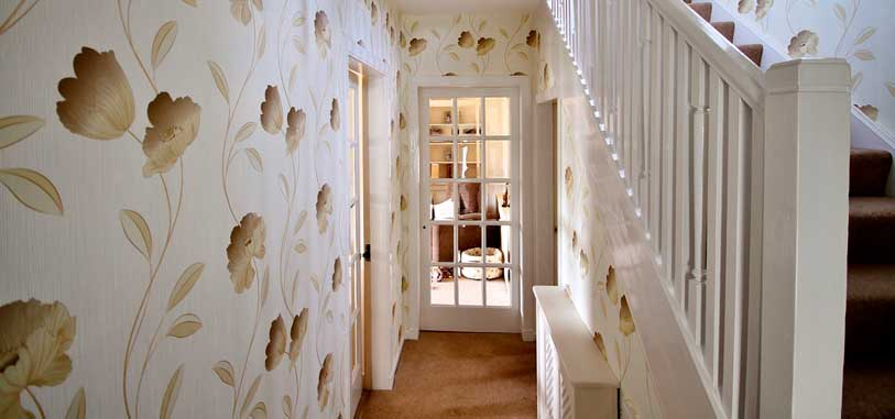 Wallpapering Bristol