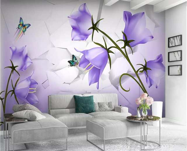 Decorative painting techniques for your wall